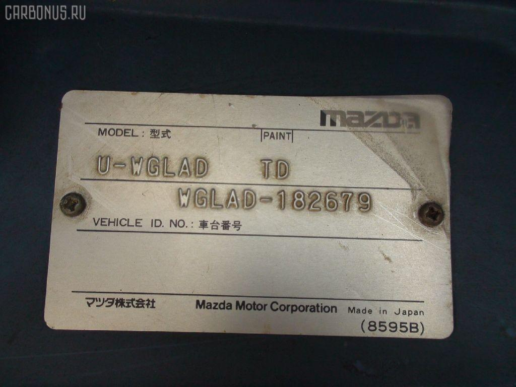 Тросик стояночного тормоза MAZDA TITAN WGLAD SL Фото 6