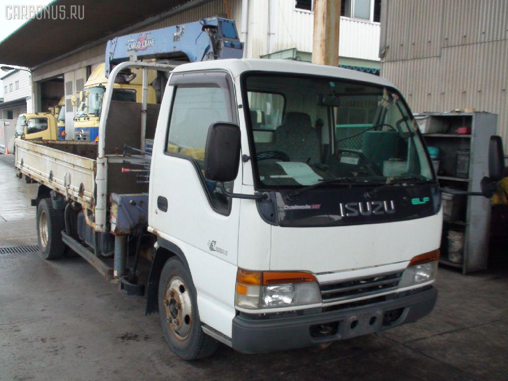 Рулевой редуктор ISUZU ELF NKR66L 4HF1 Фото 2