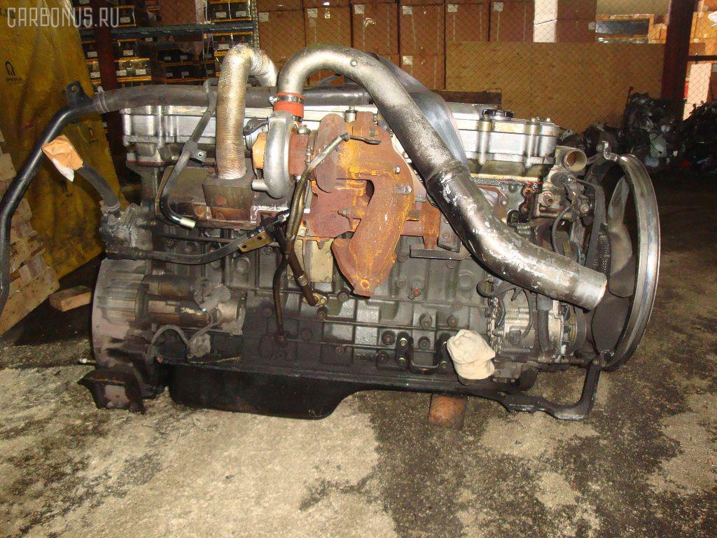 Двигатель MITSUBISHI FUSO FK61FK 6M60 Фото 9