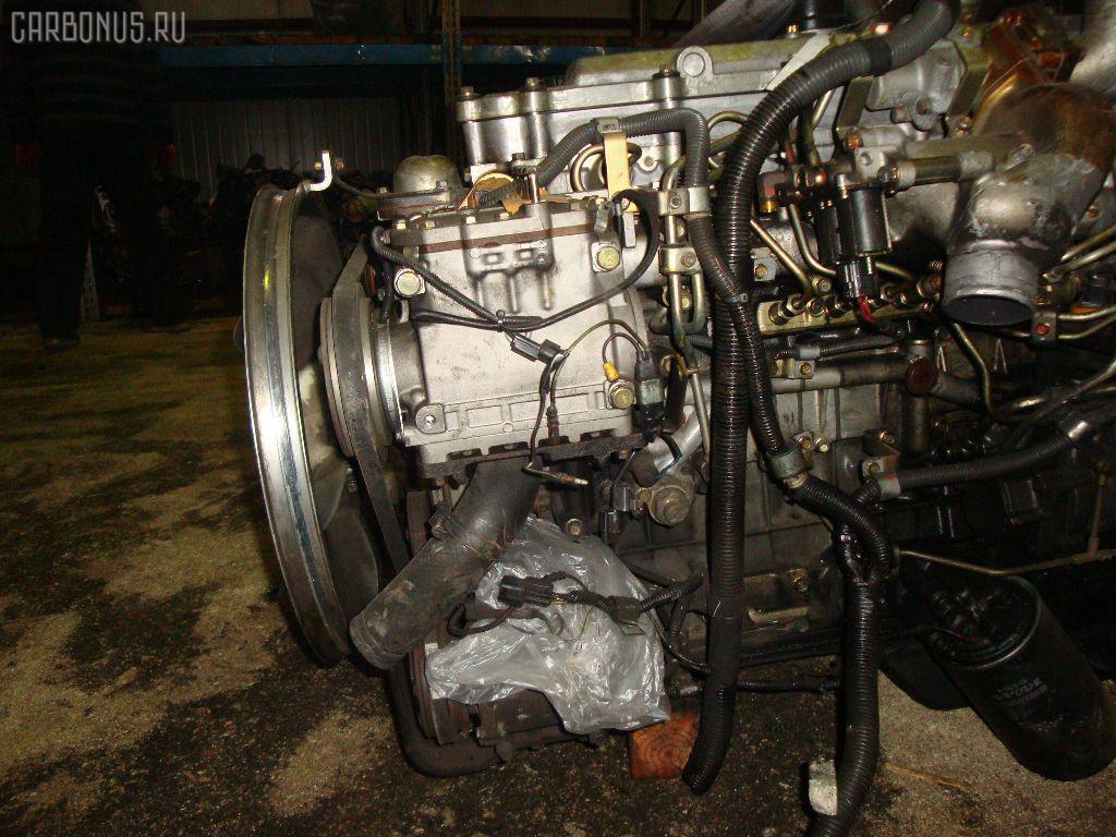 Двигатель MITSUBISHI FUSO FK61FK 6M60 Фото 15