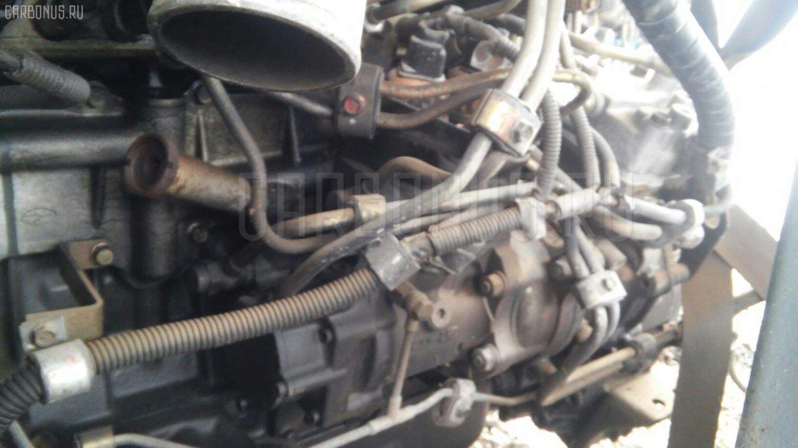 Двигатель MITSUBISHI FUSO FK61FK 6M60 Фото 4