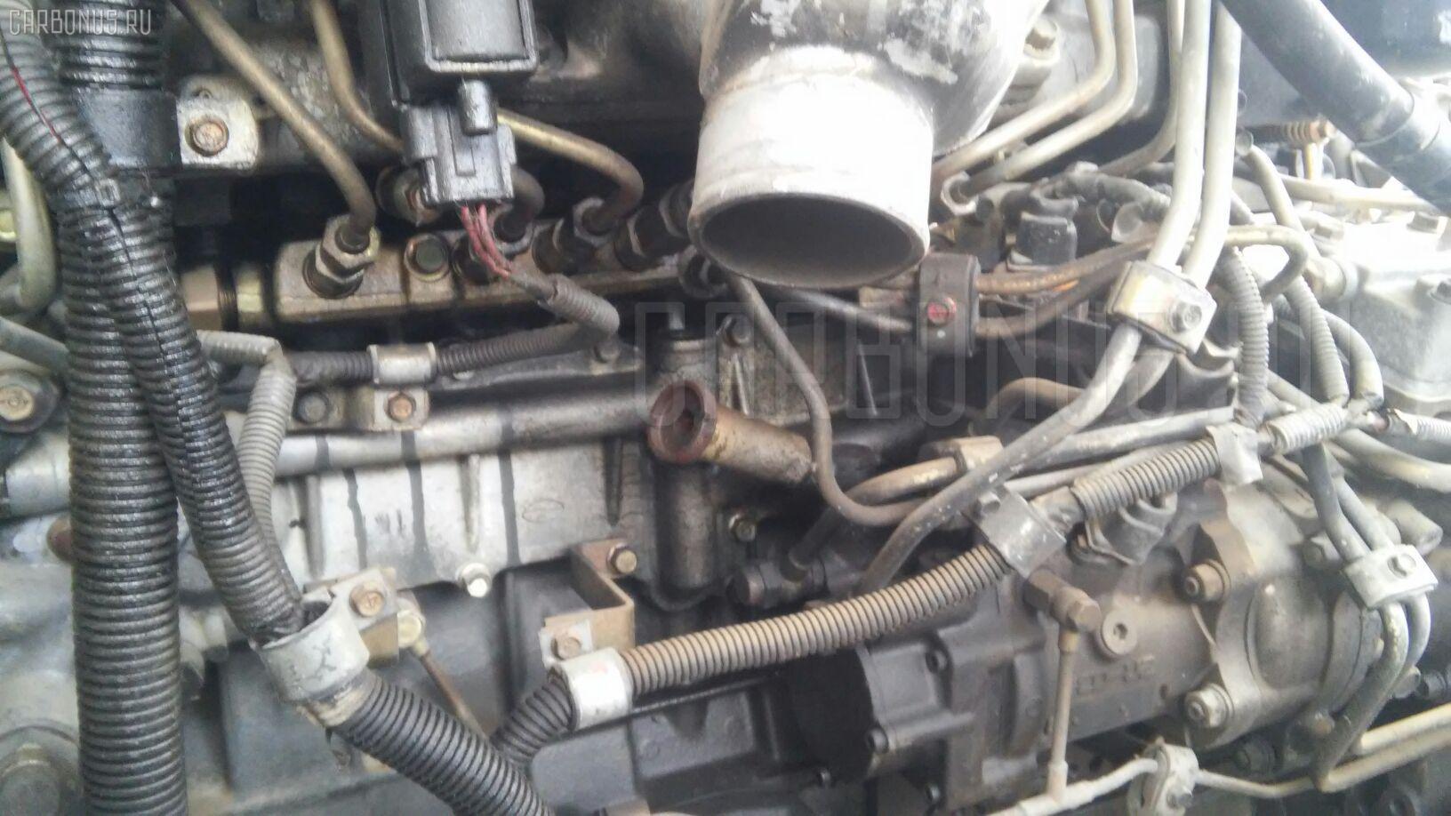 Двигатель MITSUBISHI FUSO FK61FK 6M60 Фото 1