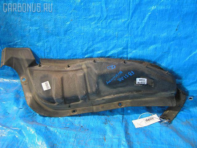 Защита двигателя MITSUBISHI CANTER FB51AB 4M40 Фото 1