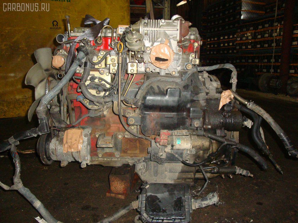 Двигатель HINO DUTRO XZU307M S05C Фото 3