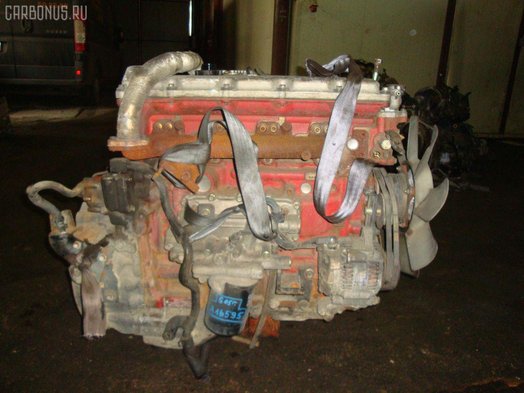 Двигатель HINO DUTRO XZU307M S05C Фото 6