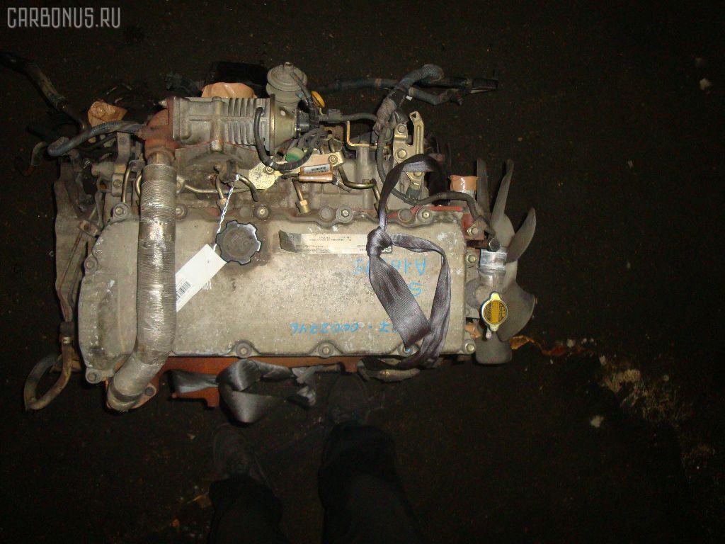 Двигатель HINO DUTRO XZU307M S05C Фото 7