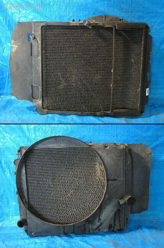 Радиатор ДВС HINO DUTRO XZU307M S05C Фото 1