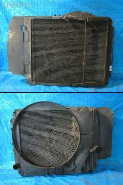 Радиатор ДВС HINO DUTRO XZU307M S05C