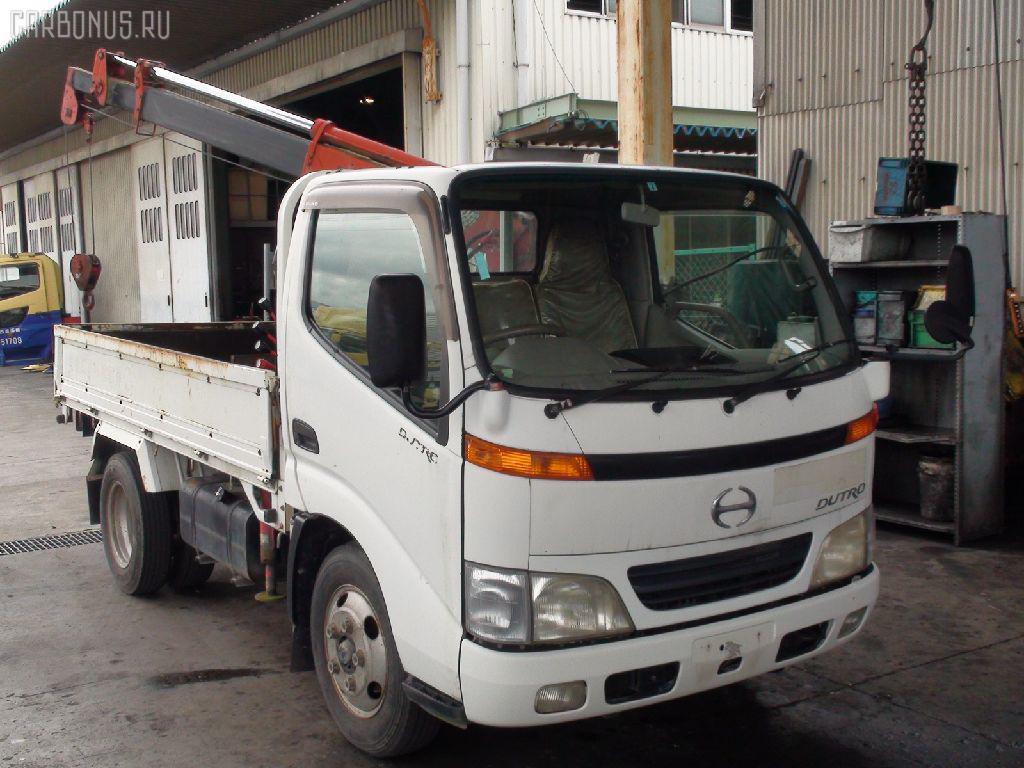 Крепление запасного колеса HINO DUTRO XZU307M Фото 2