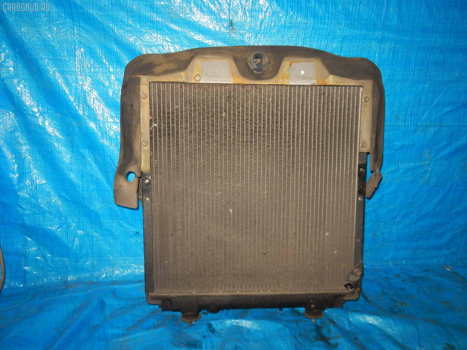 Радиатор ДВС MITSUBISHI CANTER FB501B 4M40. Фото 8