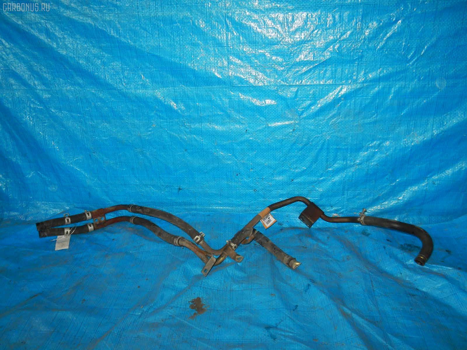 Патрубок радиатора печки MITSUBISHI CANTER FB70AB 4M40 Фото 1