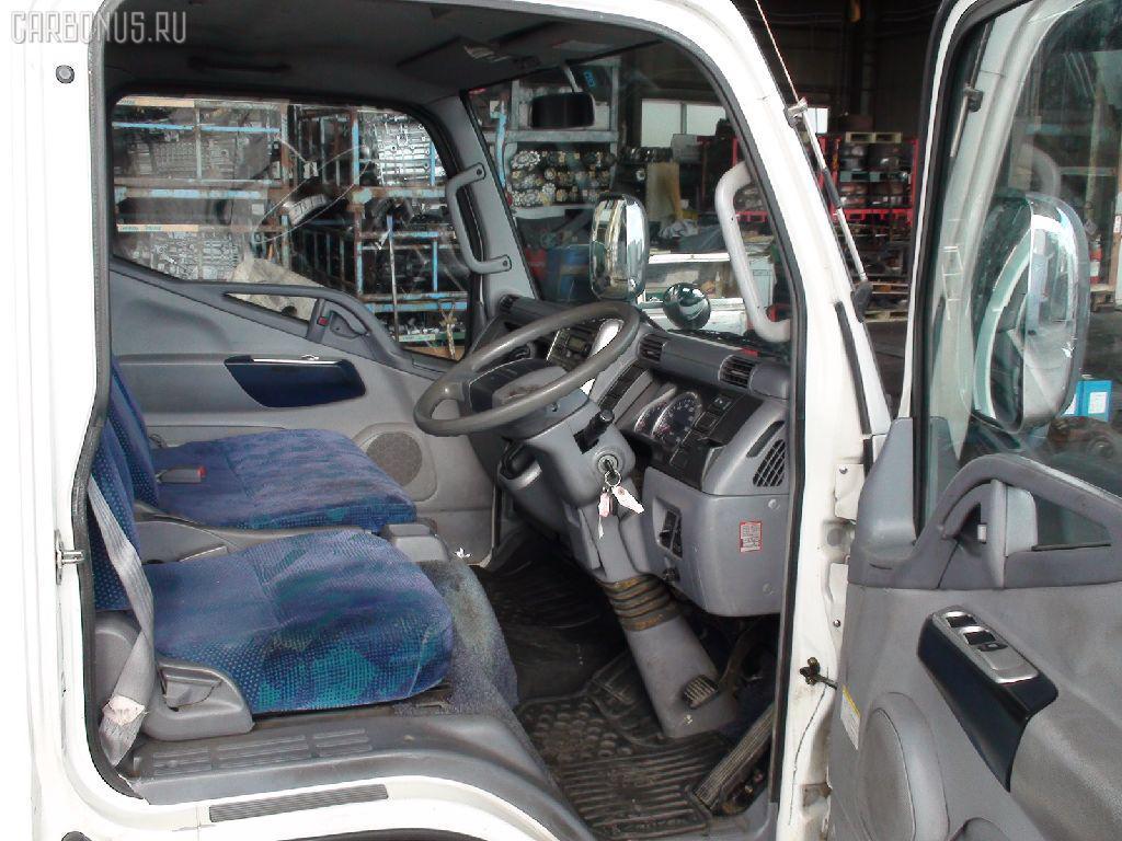 Патрубок радиатора ДВС MITSUBISHI CANTER FB70AB 4M40 Фото 4