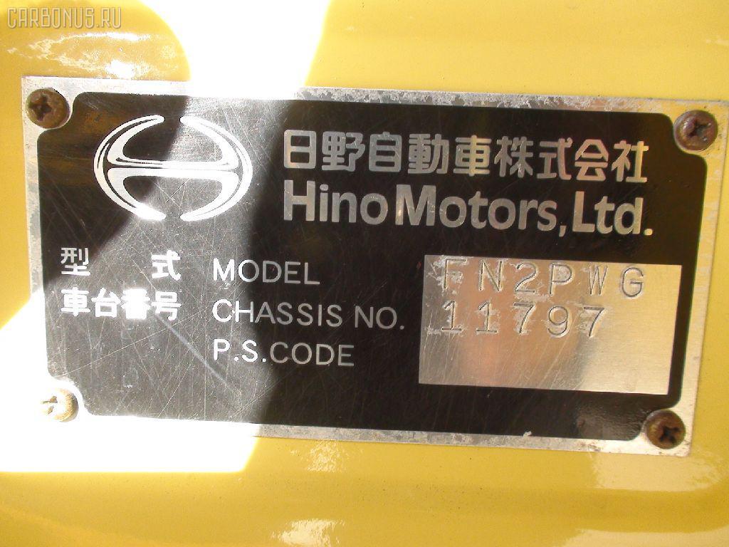 Кабина HINO PROFIA FN2PWG Фото 22