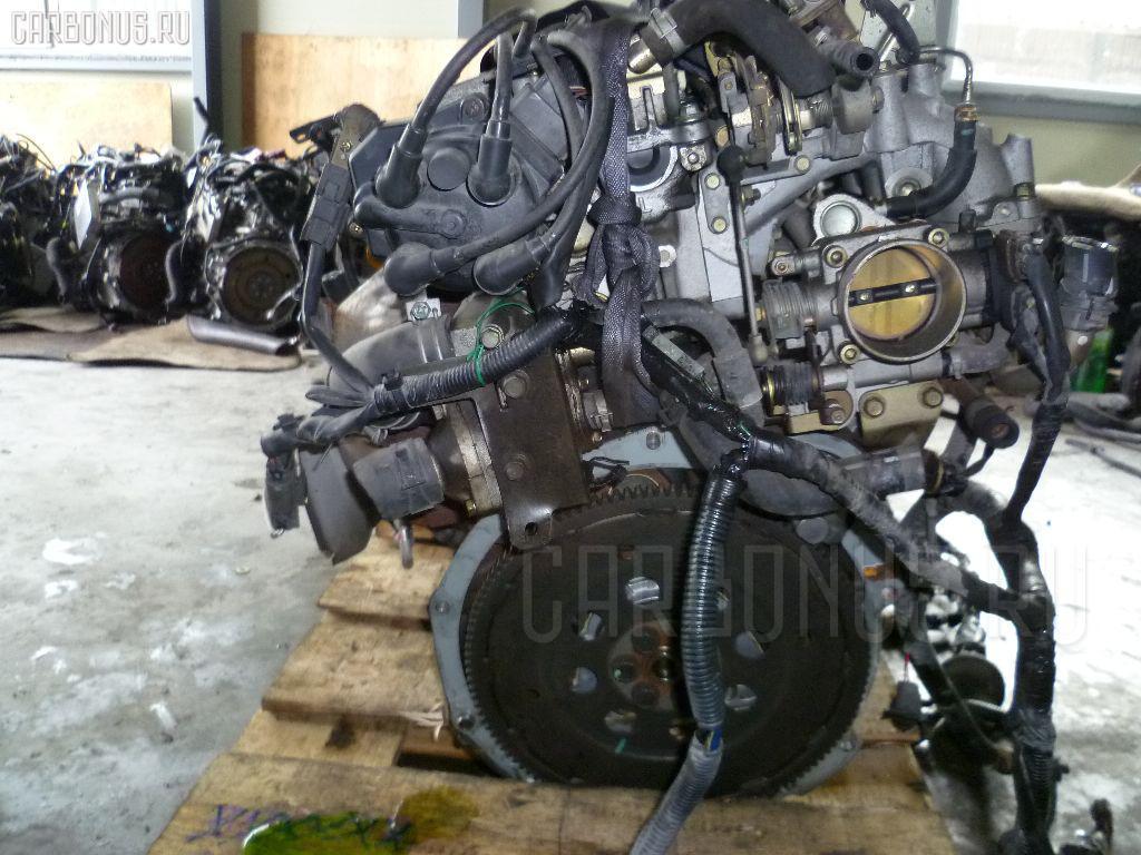 Двигатель NISSAN PRESAGE U30 KA24DE. Фото 7