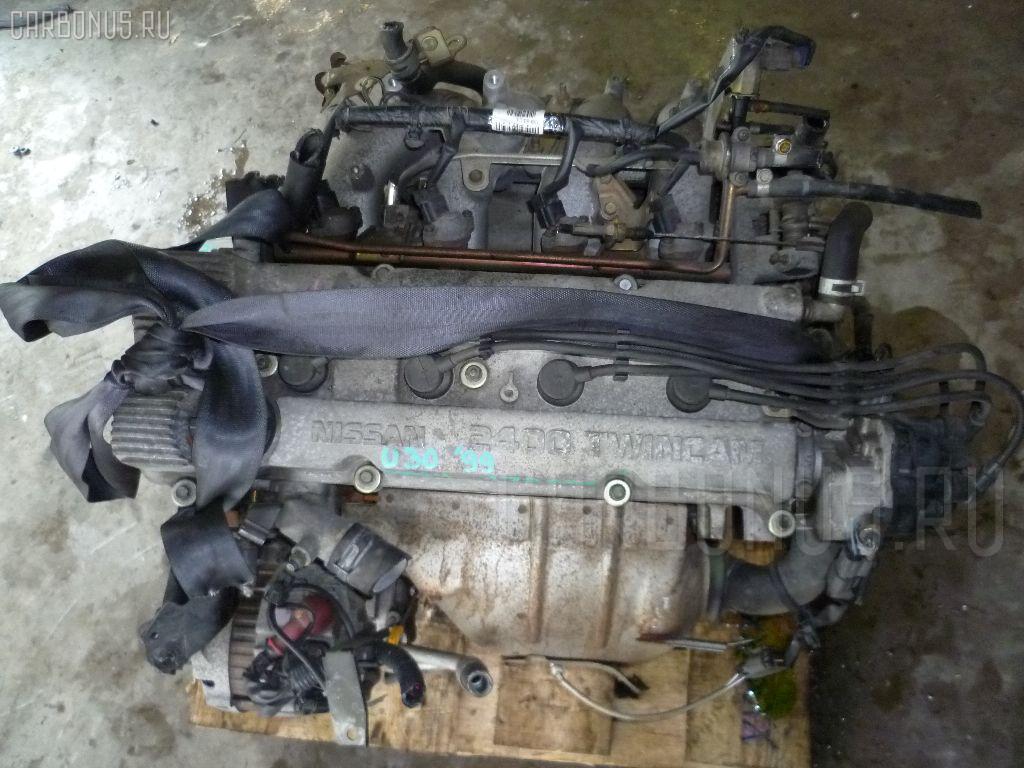 Двигатель NISSAN PRESAGE U30 KA24DE. Фото 10