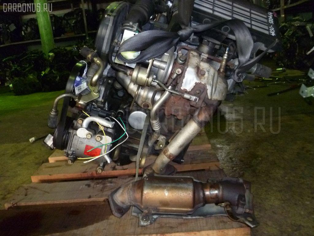 Двигатель MITSUBISHI TOPPO BJ H41A 4A30T. Фото 7