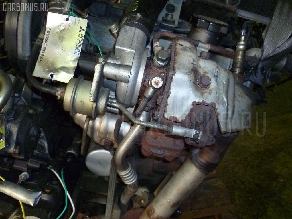 Двигатель MITSUBISHI TOPPO BJ H41A 4A30T. Фото 8