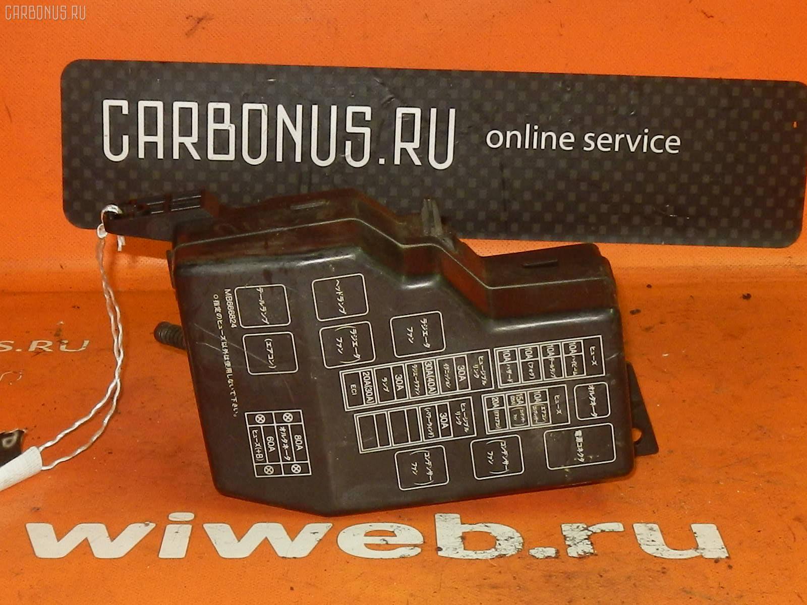 Блок предохранителей MITSUBISHI RVR N11W Фото 1