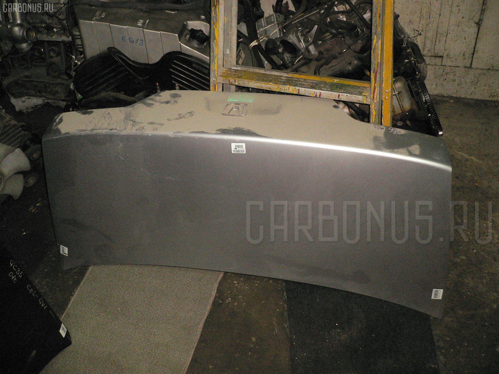 Крышка багажника HONDA PRELUDE BB7 Фото 1