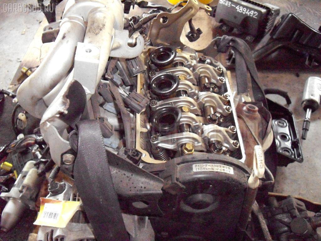 Двигатель MITSUBISHI EK WAGON H81W 3G83. Фото 6