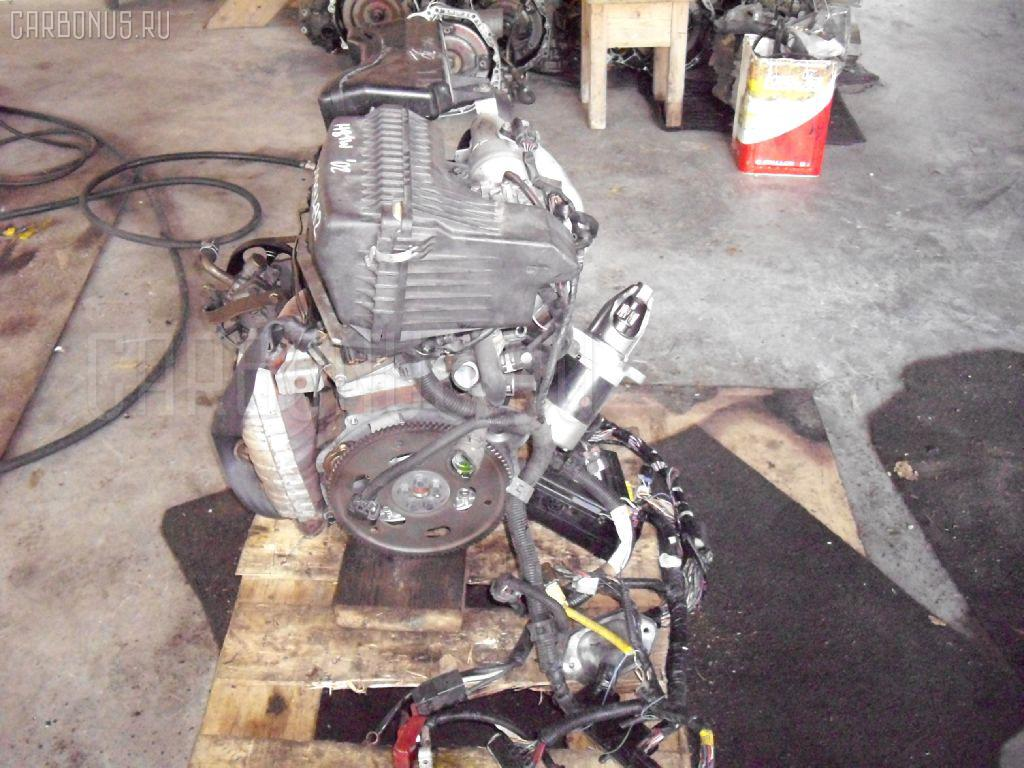 Двигатель MITSUBISHI EK WAGON H81W 3G83. Фото 9