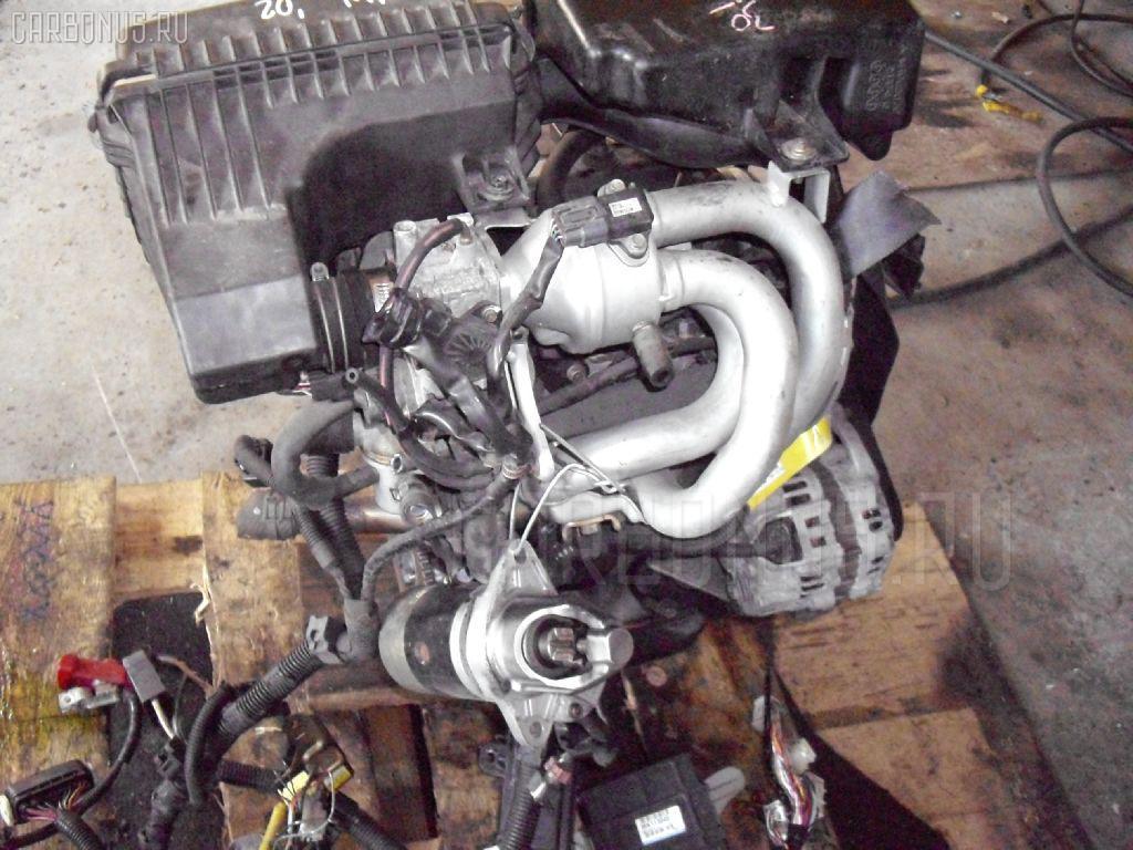 Двигатель MITSUBISHI EK WAGON H81W 3G83. Фото 10