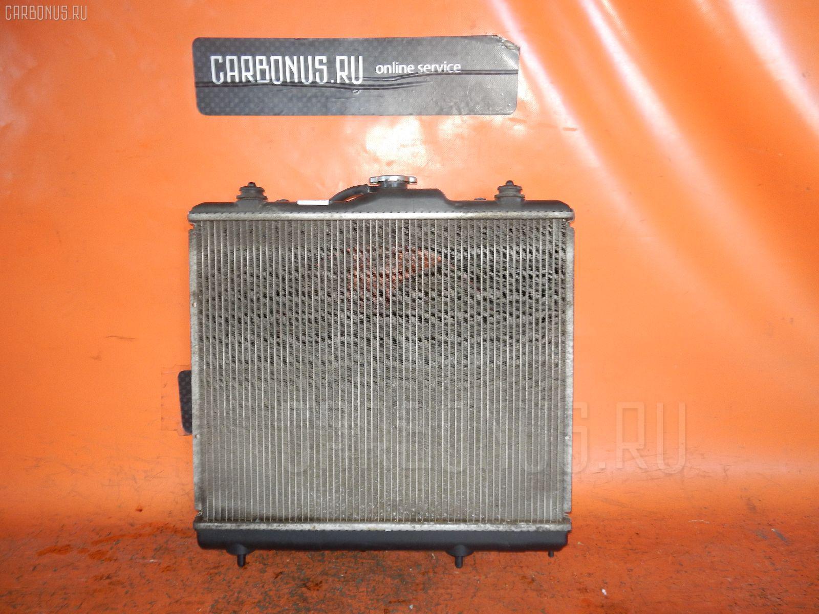 Радиатор ДВС MITSUBISHI PAJERO MINI H53A 4A30. Фото 5