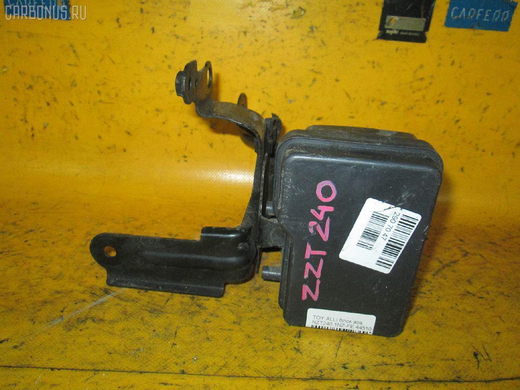 Блок ABS TOYOTA ALLION NZT240 1NZ-FE Фото 3