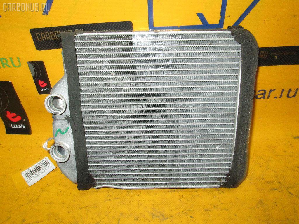 Радиатор печки TOYOTA CARINA AT210 4A-FE. Фото 4