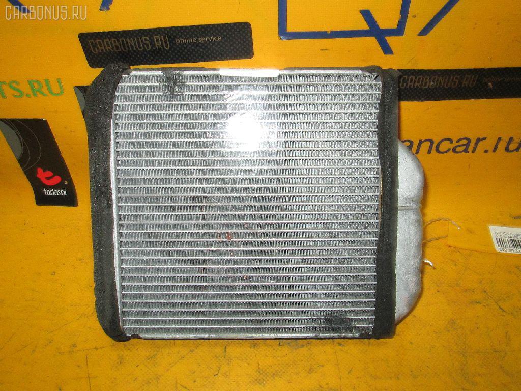 Радиатор печки TOYOTA CARINA AT210 4A-FE. Фото 5