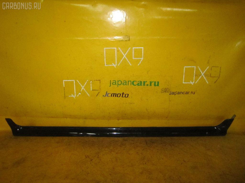 Порог кузова пластиковый ( обвес ) Honda Life JB1 Фото 1