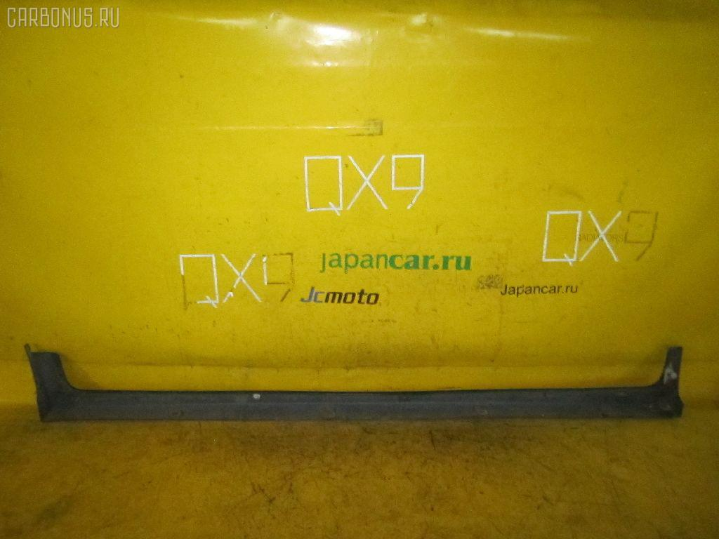 Порог кузова пластиковый ( обвес ) HONDA LIFE JB1 Фото 2