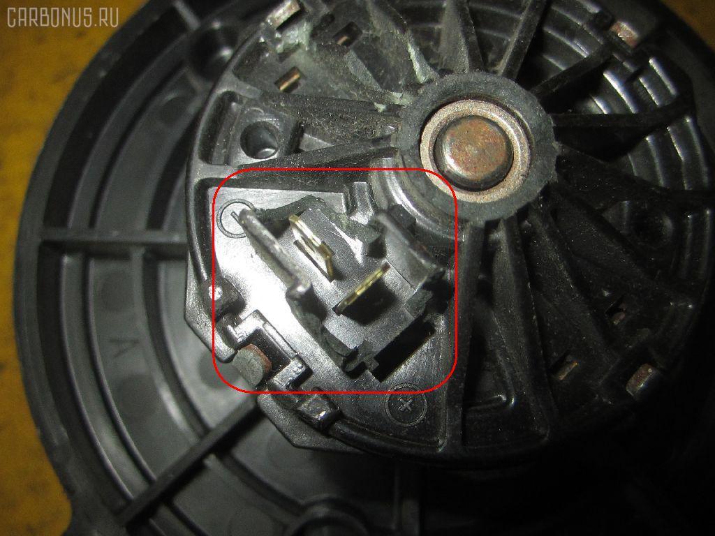 Мотор печки MITSUBISHI PAJERO MINI H58A. Фото 5