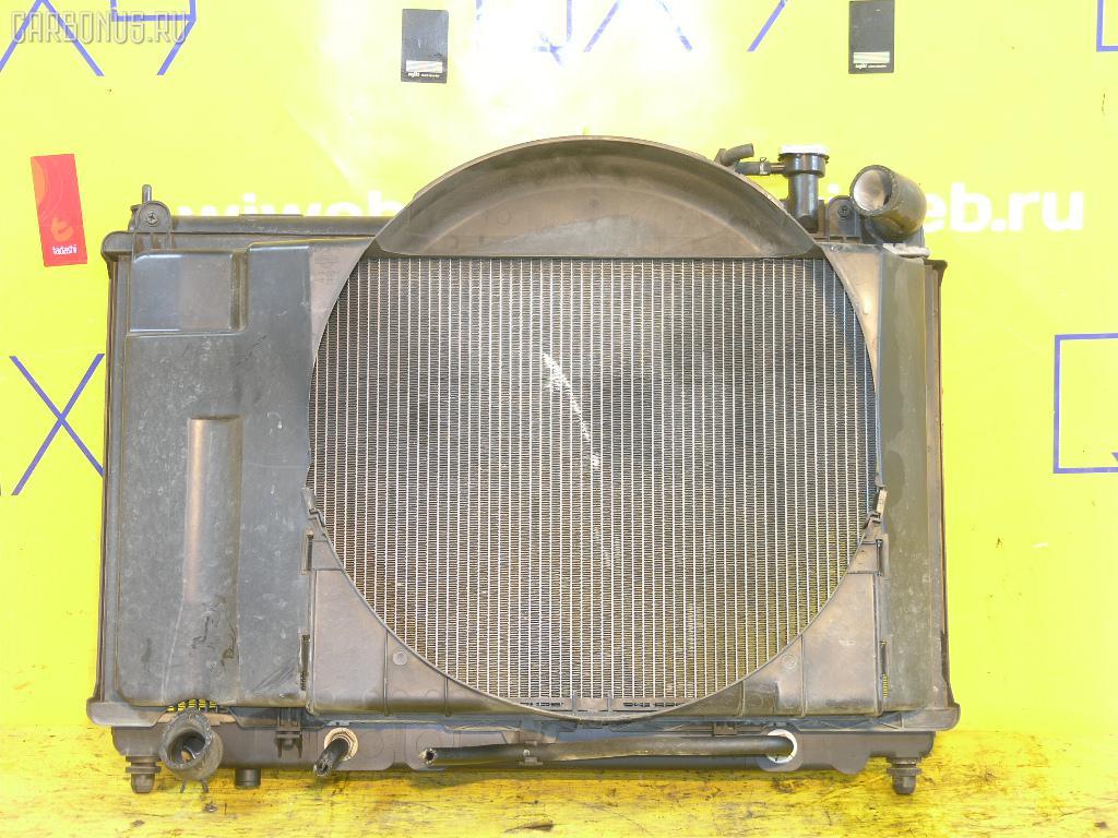 Радиатор ДВС NISSAN STAGEA NM35 VQ25DD. Фото 7