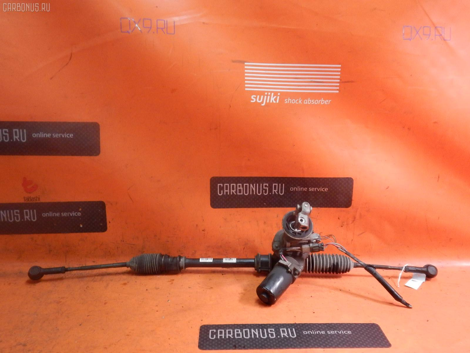 Рулевая рейка HONDA LIFE JB1 E07Z. Фото 1