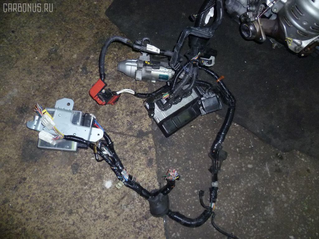 Двигатель HONDA CR-Z ZF1 LEA Фото 6