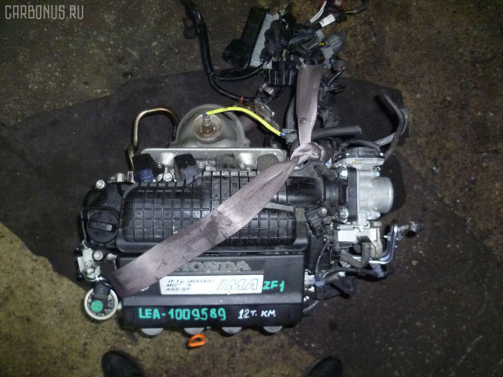 Двигатель HONDA CR-Z ZF1 LEA Фото 7
