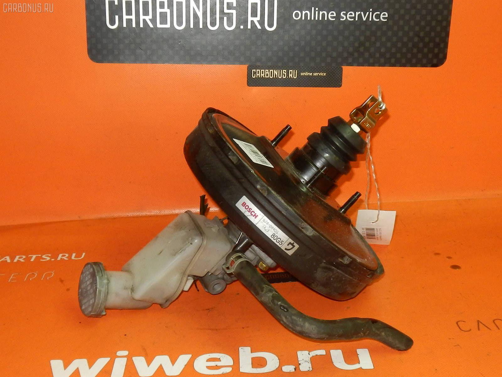 Главный тормозной цилиндр SUZUKI CHEVROLET CRUZE HR51S M13A. Фото 3
