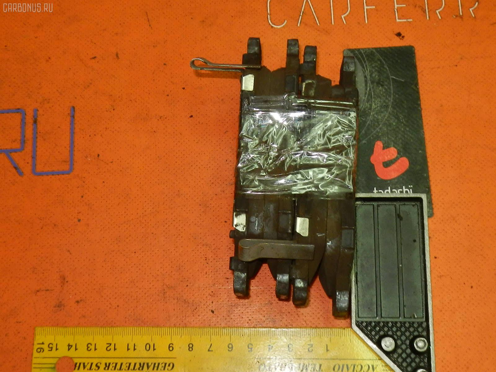 Тормозные колодки HONDA CAPA GA4 D15B. Фото 6