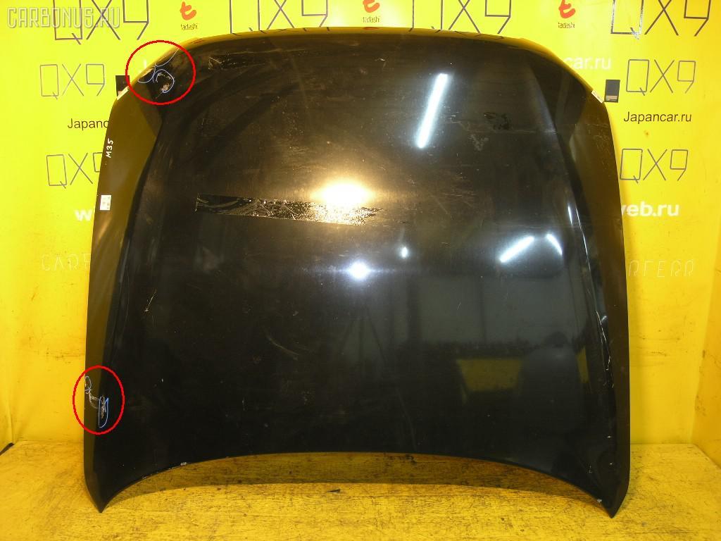 Капот NISSAN STAGEA M35. Фото 4
