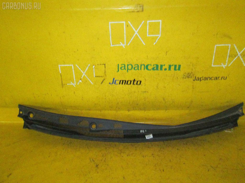 Решетка под лобовое стекло Honda Edix BE3 Фото 1