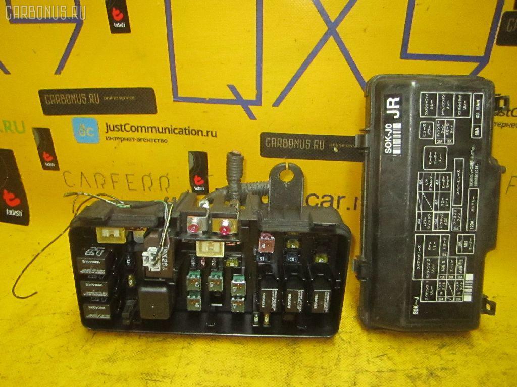 Блок предохранителей HONDA INSPIRE UA4 J25A. Фото 4