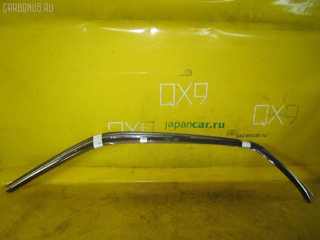 Ветровик TOYOTA CHASER JZX100. Фото 9