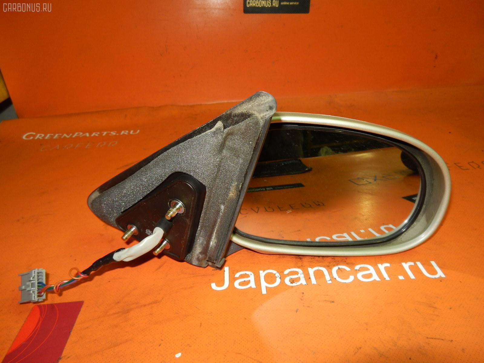 Зеркало двери боковой NISSAN SUNNY QB15. Фото 3