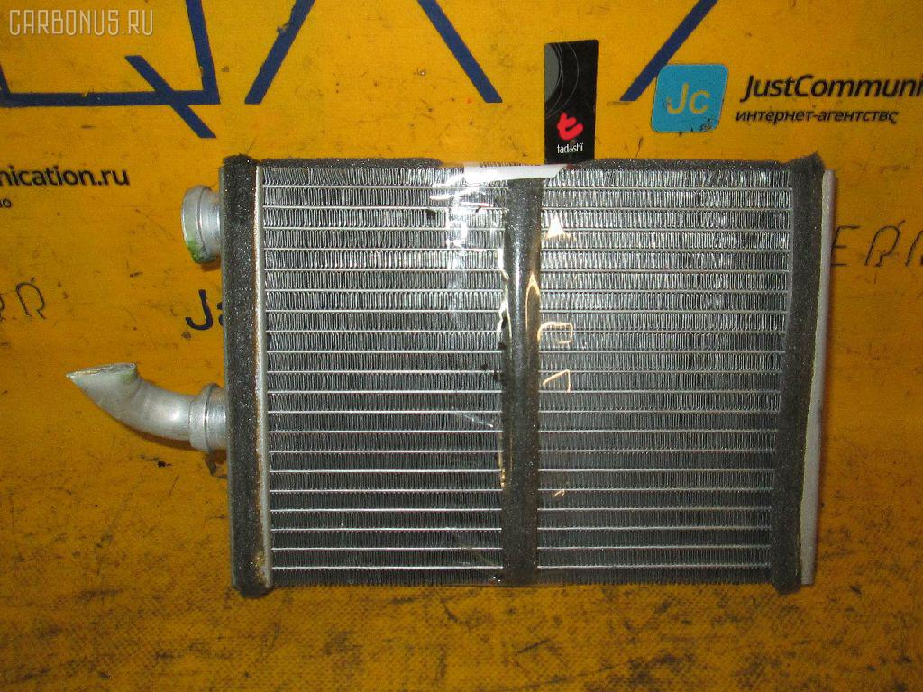Радиатор печки NISSAN SKYLINE V35 VQ25DD. Фото 8
