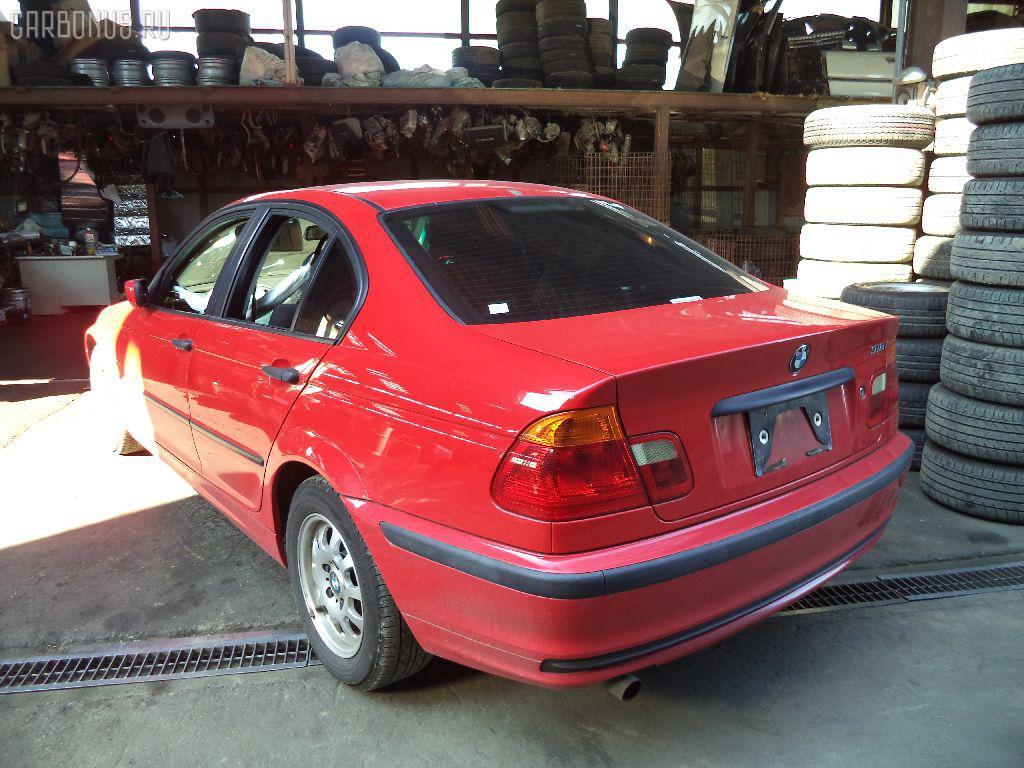 Ремень безопасности BMW 3-SERIES E46-AL32 Фото 4