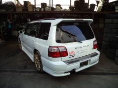 Тросик капота Subaru Forester SF5 Фото 3