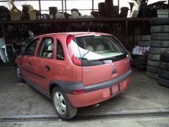 Дверь боковая 0124558, 0128079, 5140042, 5161257 на Opel Corsa C F68 Фото 4
