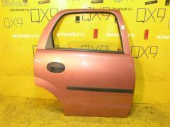 Дверь боковая Opel Vita XN140 Фото 2