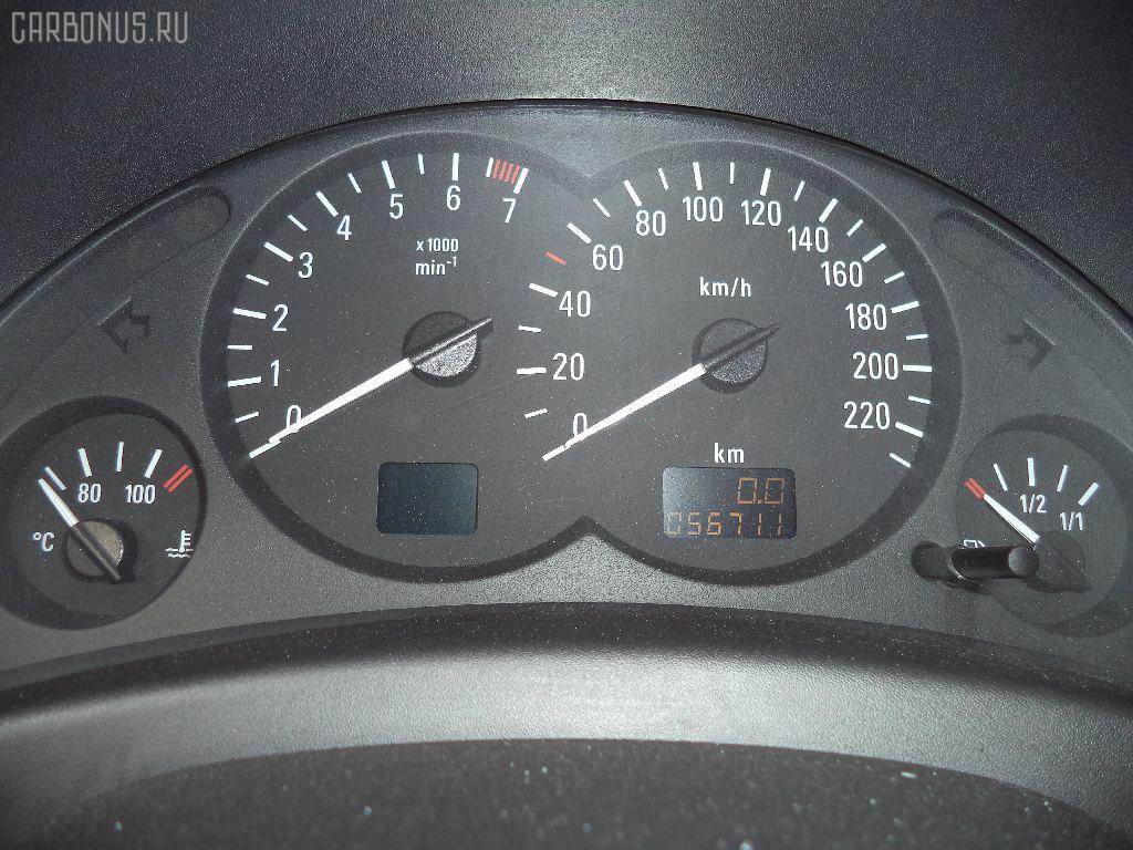 Порог кузова пластиковый ( обвес ) OPEL VITA W0L0XCF68 Фото 6